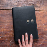 No. 39, Leopold + Clara: Companion Hand-Bound Tin Type Journal (XL)