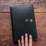 No. 42, Wanda + Willa: Companion Hand-Bound Tin Type Journal (XL)