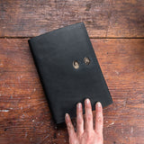 No. 43, Gerda + Betina: Companion Hand-Bound Tin Type Journal (XL)