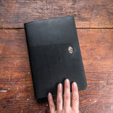 No. 45, Lila + Leonora: Companion Hand-Bound Tin Type Journal (XL)