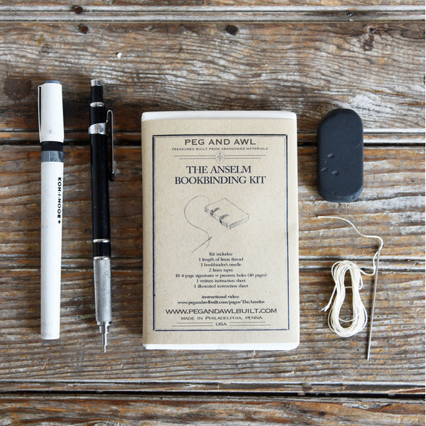 4″ Anselm Bookbinding Kit
