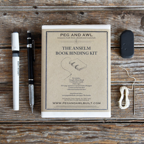 6″ Anselm Bookbinding Kit