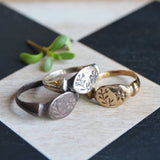 Purslane Botanical Ring