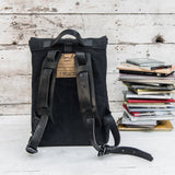 All Black Little Rogue Backpack