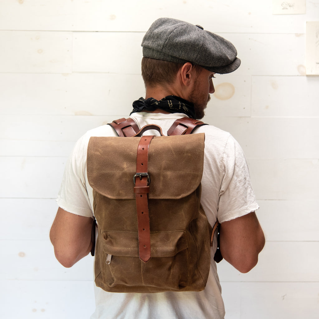 The Little Rogue Backpack
