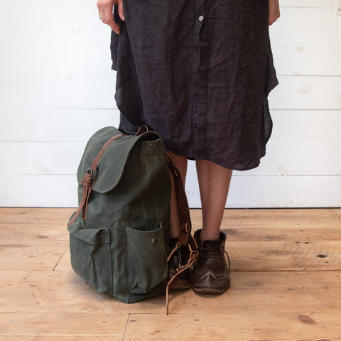 The Rogue Backpack with Side Pockets