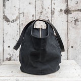 All Black Gatherer Bag