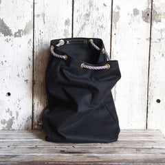 All Black Croaker Sack