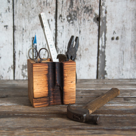Small Philadelphia Theatre Desk Caddy