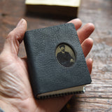 No. 3 Felipe: Small Hand-Bound Tin Type Journal