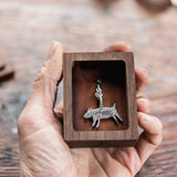Foundlings Necklace: Talia (Dog)