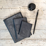 Leather Journal in Grey Ochre (Some of a Kind)