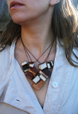 Autumnal Library Necklace