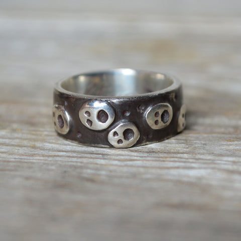 Nightwanderer Ring in Silver