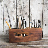 Arkady Large Desk Caddy (No. 42)