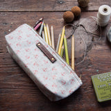 Drafter Pouch with Early 1900s Anchor Print: Haven