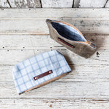Spring Essentials Pouch: Blue No. 2