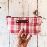 Spring Essentials Pouch: Scarlet No. 1