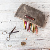 Spring Essentials Pouch: Scarlet No. 2