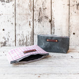 Spring Essentials Pouch: Scarlet No. 4