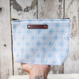 Keeper Pouch with Vintage Feesdsack: Ida