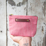 Saver Pouch with mid-1900s Tea Towel: Felix