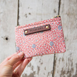 Spender Pouch with 1930s Cotton: Shirley