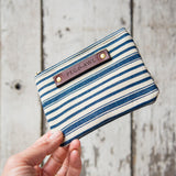 Spender Pouch with Early 1900s Ticking: Sinclair