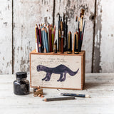 Foundlings Medium Desk Caddy: Laurel