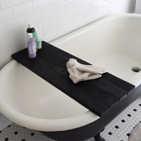 Pitch Black Tub Caddy