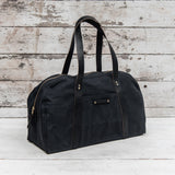 All Black Journey Bag