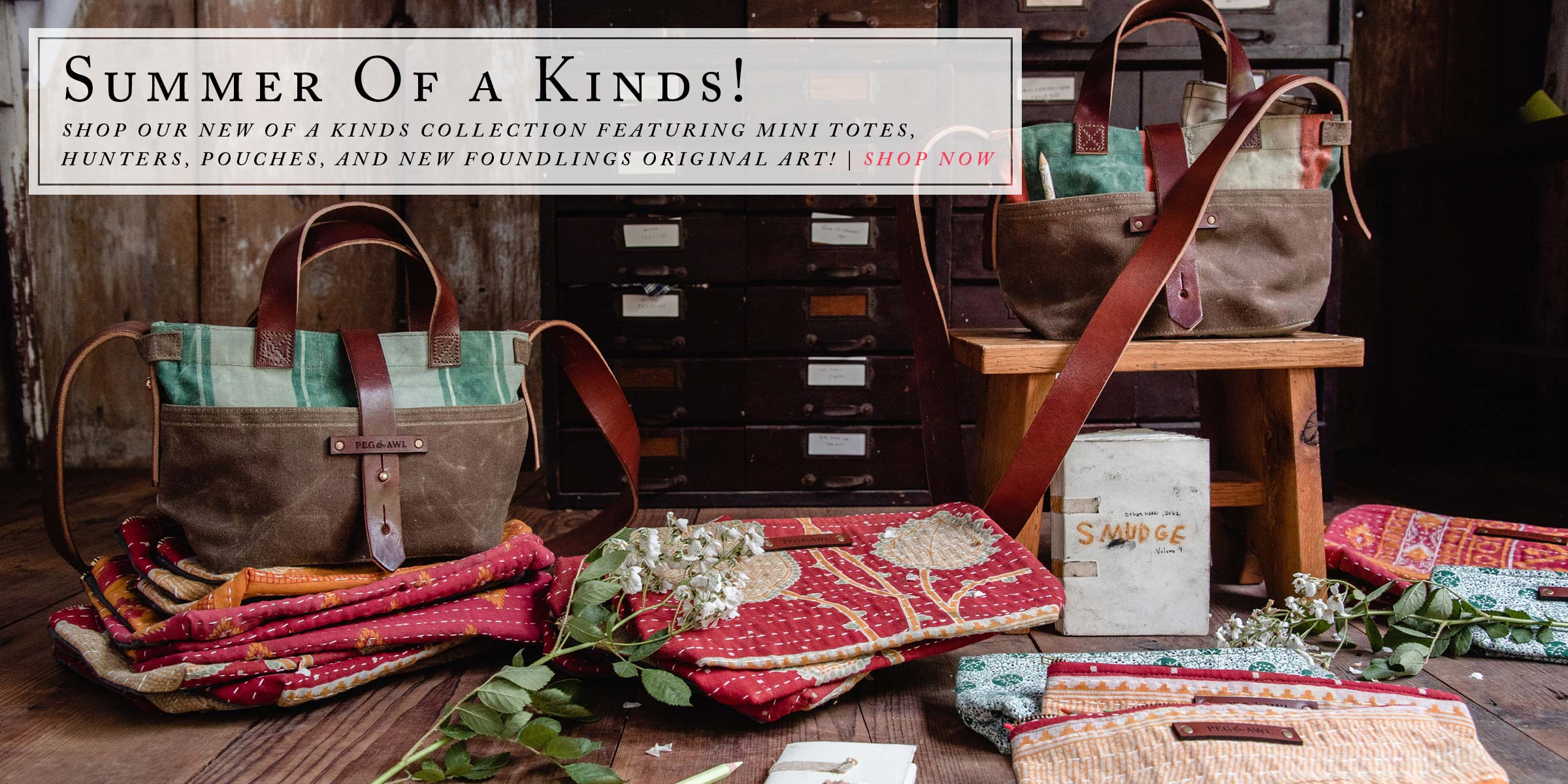 Studio | Peg and Awl