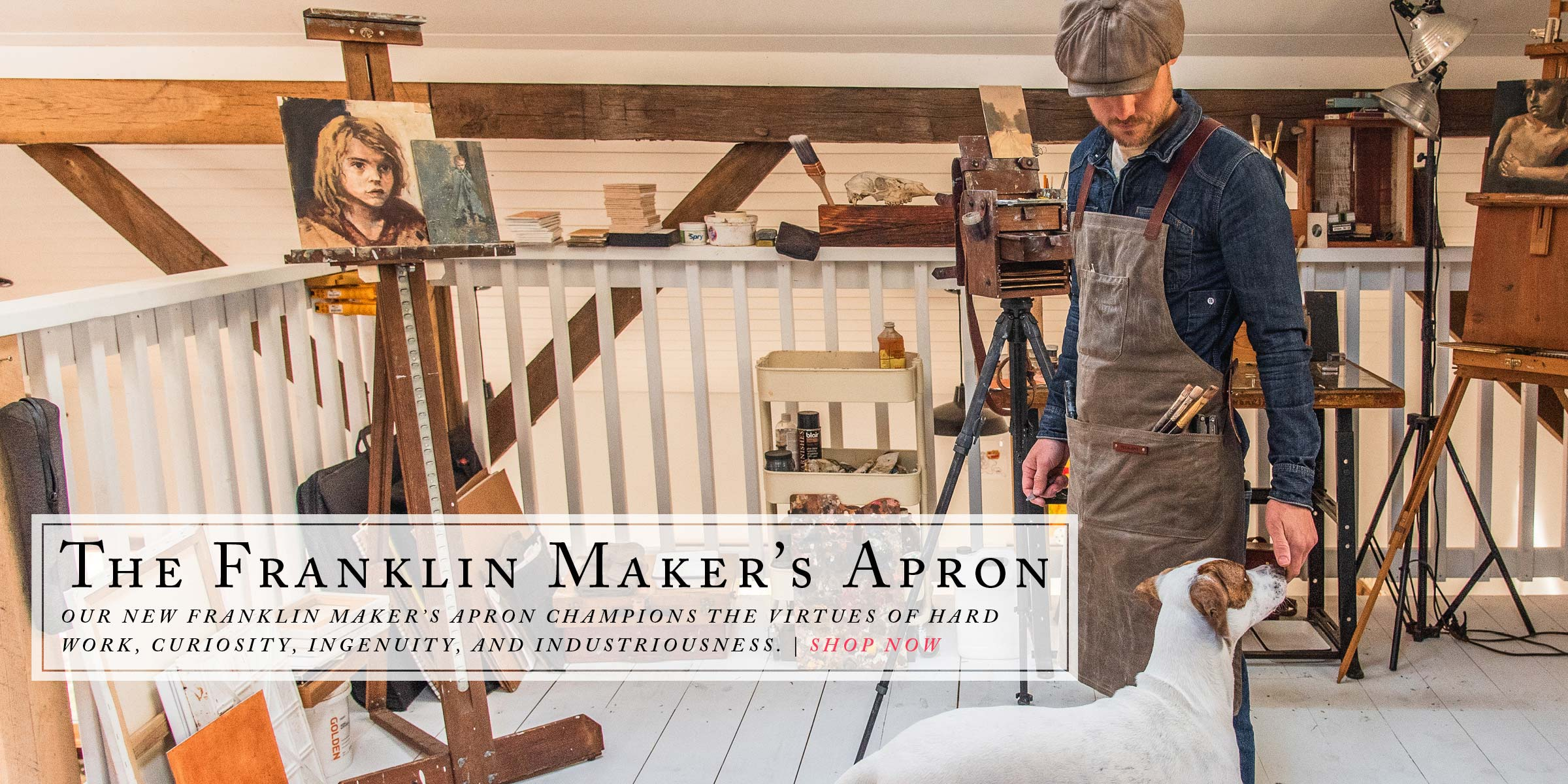 Tin Type Journals | Peg and Awl