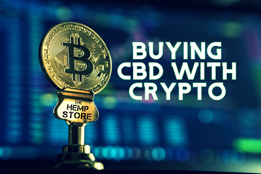 How to Buy CBD with Bitcoin & Cryptocurrencies