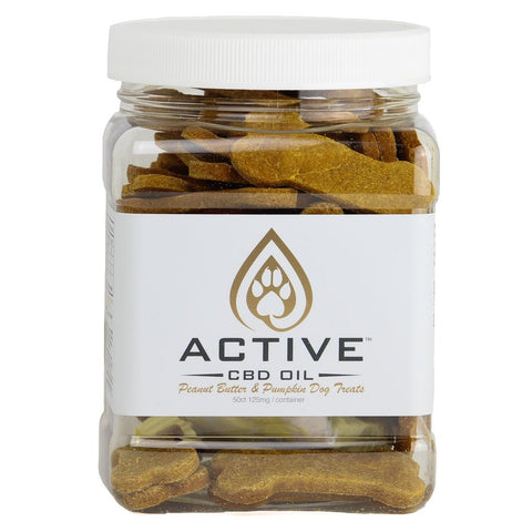 Active CBD Dog Biscuits