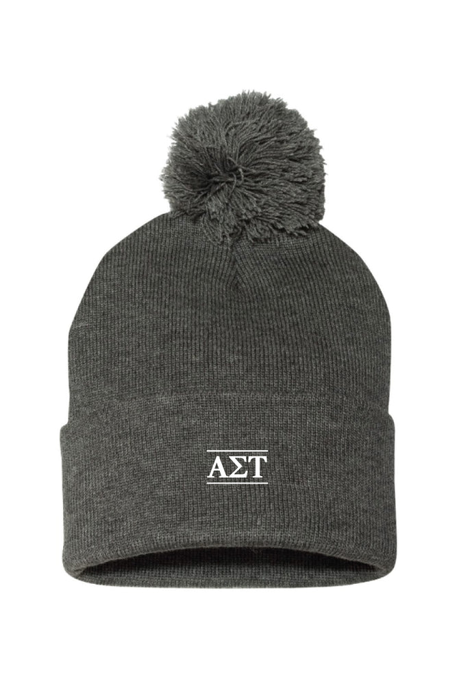 Small Letters Beanie