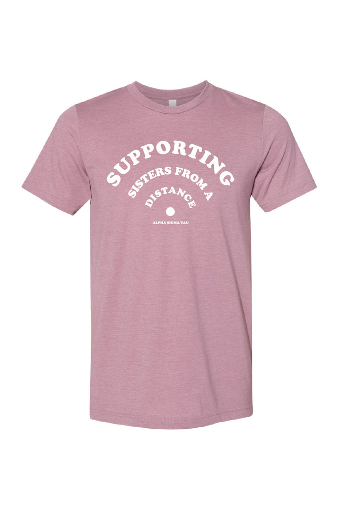 Supporting Sisters From a Distance Tee