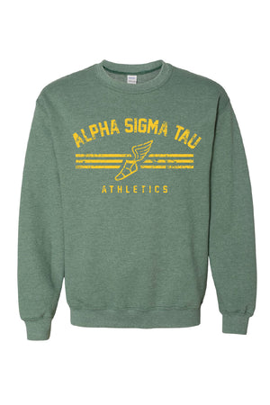 Alpha Sigma Tau Athletics Sweatshirt