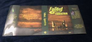 Fallout Equestria 2nd Edition Dust Jackets