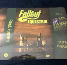 Load image into Gallery viewer, Fallout Equestria 2nd Edition Dust Jackets