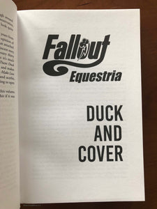 Fallout Equestria: Duck and Cover