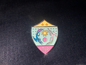 /mlp/ Team Challenge Coin
