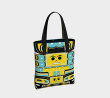 Load image into Gallery viewer, Chilkat Urban Tote (Killerwhale)