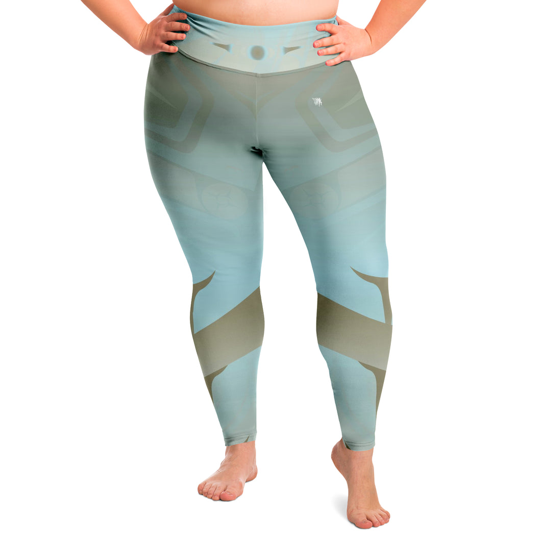 Hazy Sky Legging 2X to 4X