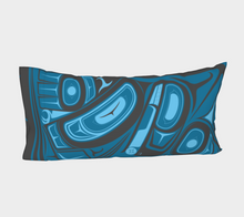 Load image into Gallery viewer, Raven Blue Pillow Case