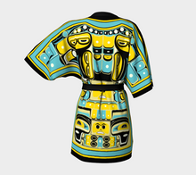 Load image into Gallery viewer, Chilkat Killerwhale K-Robe
