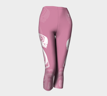 Load image into Gallery viewer, Raven Shadow Pink Capri