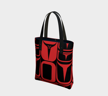 Load image into Gallery viewer, Direct Form Red Tote