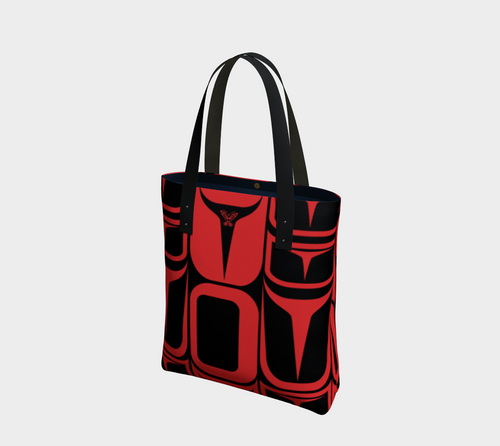 Direct Form Red Tote