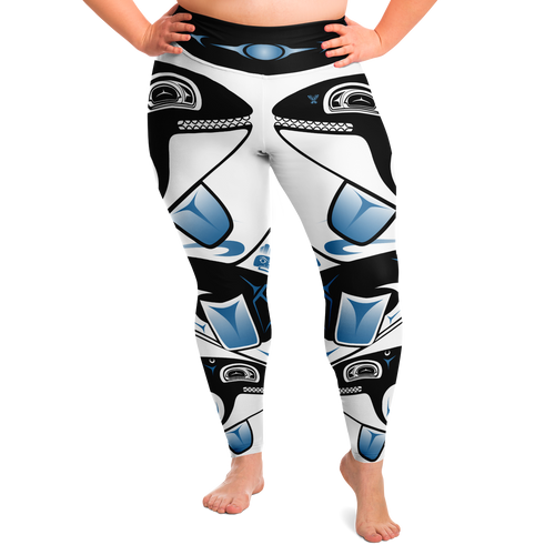 Killerwhale Legging 2x - 6x